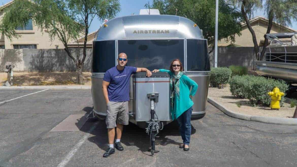"We are not rich. We are not powerful. In fact, we don't even consider ourselves to be ""smart cookies"". Instead, we saved. We downsized. We sold both of our homes and moved into an Airstream that we've named Charlie. Early retirement is possible."