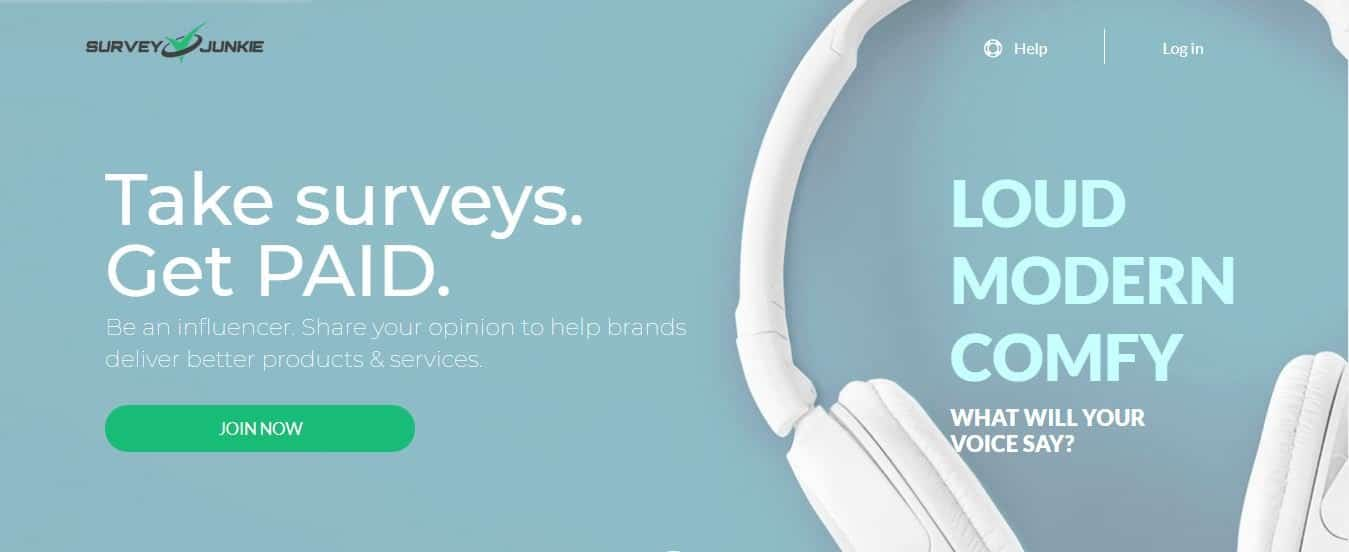 These paid surveys are AMAZING! I made over $150 my first month trying them. I am so glad I found this awesome side hustle to help me earn extra income each month. Pin this!