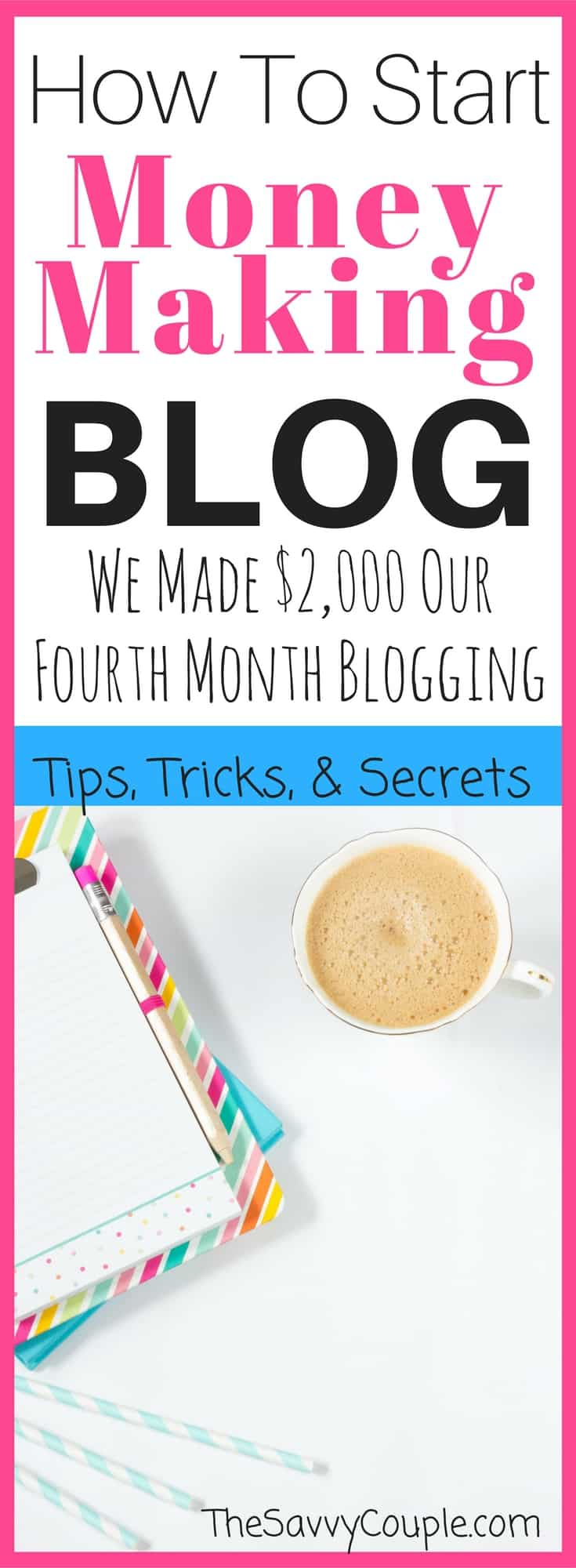 In this step by step tutorial, you will learn how to start a successful money making blog. Starting a blog can completely change your life like it has for us! Start your blog today in about 10 mins. #Howtoblog #bloggingtips #makemoneyblogging #startablog