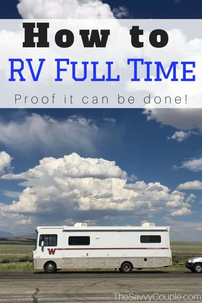 RV Full Time