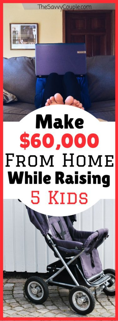 I make $60,000 a year working from home as a mother with 5 kids. Learn how I started my freelance writing business and how you can start one too! Blog   Side Hustle   Mom   How To   Remote Work   Income Report