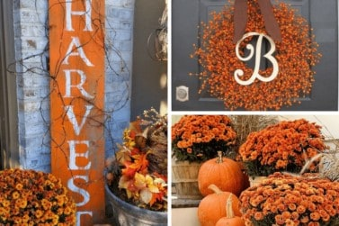 15 Budget Friendly Fall Porch Ideas You Will Love