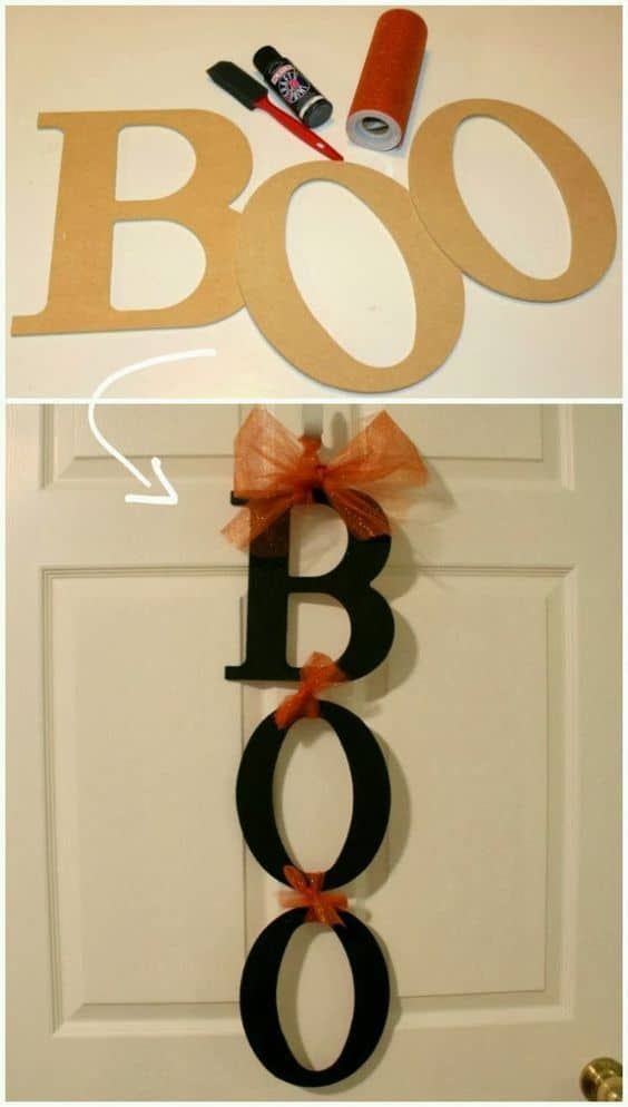 Cheap halloween decorations that will make your house haunted the heres a round up of 10 halloween decor ideas a list of the best diy solutioingenieria Images