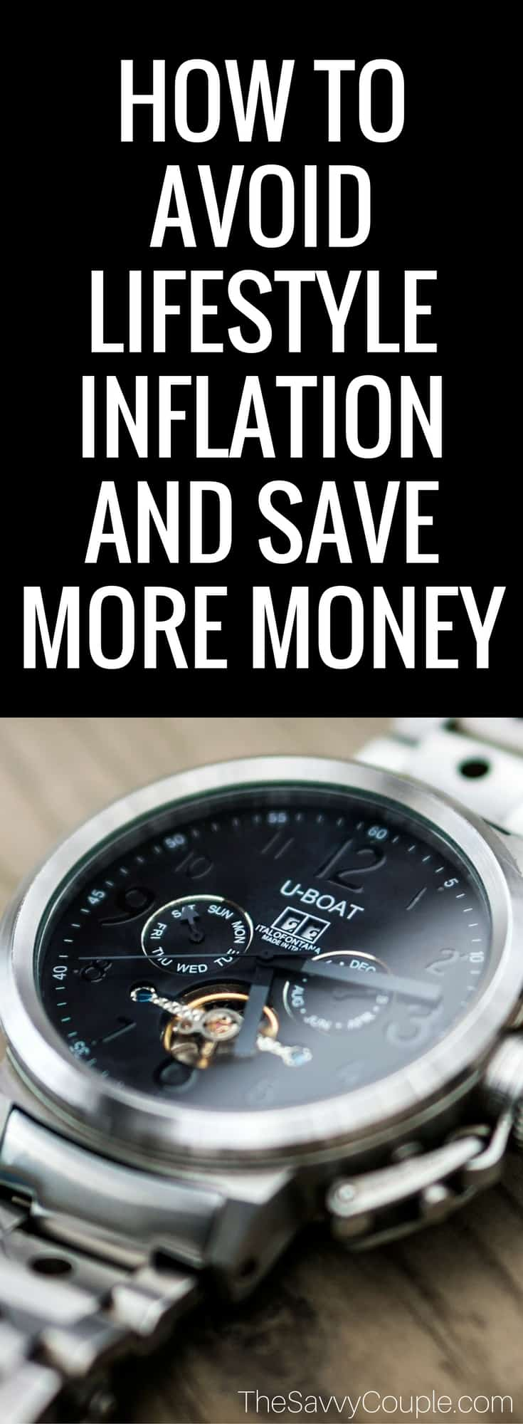 Avoid lifestyle inflation with these simple personal finance tips. Stop struggling with money living paycheck to paycheck. Learn how to budget and meet your financial goals. Save Money | Frugal Living | Money Saving Tips | Personal Finance Tips | Dave Ramsey | Investments | Retirement