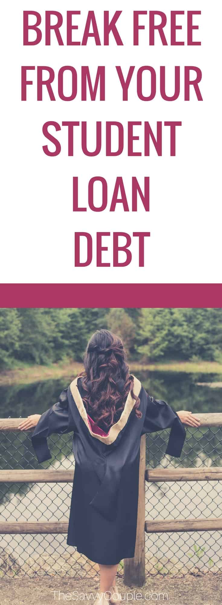 Struggling to pay your student loans? You're not alone. Celebrate the milestones in paying off your student loan debt. Every little bit counts! Take control over your student loan payments. Student loan debt does not need to consume your budget. Student Loan Debt | Student Loans | Refinance Student Loans | Loan Forgiveness |