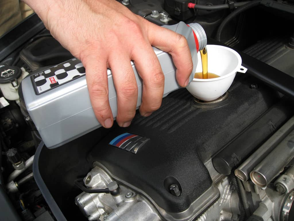 Car Repairs Oil Change