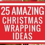 Unique gift wrapping ideas to bring your wrapping skills to the next level. Personalize your gift wrapping with these 25 gift wrapping ideas. Rather it is wrapping Christmas gifts or birthday gifts this list will give you plenty of ideas. Wrapping Ideas Christmas | Gift Wrapping | Gift Wrapping Ideas for Christmas | Gift Wrapping Ideas for Birthdays | Gift Wrapping Ideas | Gift Wrapping Ideas Creative | Christmas Gifts | DIY |