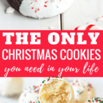 The ONLY Christmas Cookies You Need In Your Life