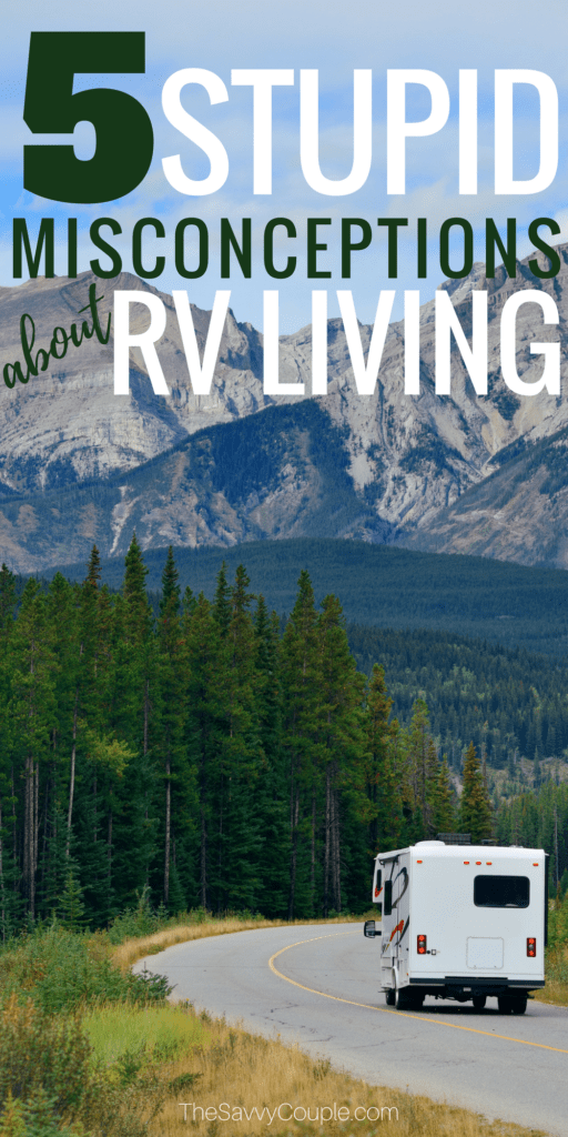 This article makes me want to go buy an RV and start living the RV life. A lot of my misconceptions about RVing full-time have been changed! SO many comforts of home out and the road. In addition to being able to make an income! Sign me up!