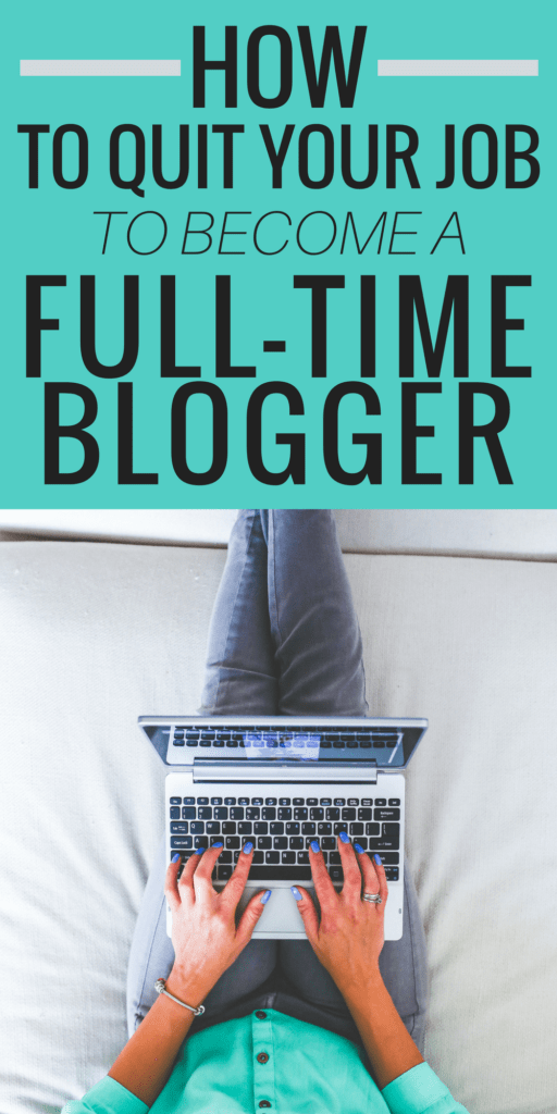 How they made blogging their full-time job is the best! I'm so happy I found this AMAZING post! It's so incredible they chased their dream and now they make a full-time income working from home. I'm SO pinning for later!