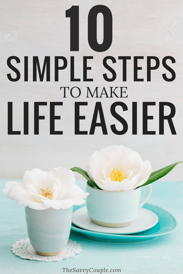 These life hacks are AMAZING at helping to deal with the everyday challenges in life. Done are the days I am making my life harder than it needs to be. Time to simplify and be happy with what I currently have! #Happiness #LifeHack #Blessed #Family #Motivation #Quotes