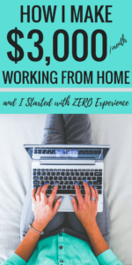This blogging income report is AMAZING! It is so detailed on everything they did to grow their blog and earn an income. I am so excited to start my own blog and learn how to make money working from home. #Blog #Income #WorkFromHome #BlogIdeas #BlogTopics #HowToStartABlog
