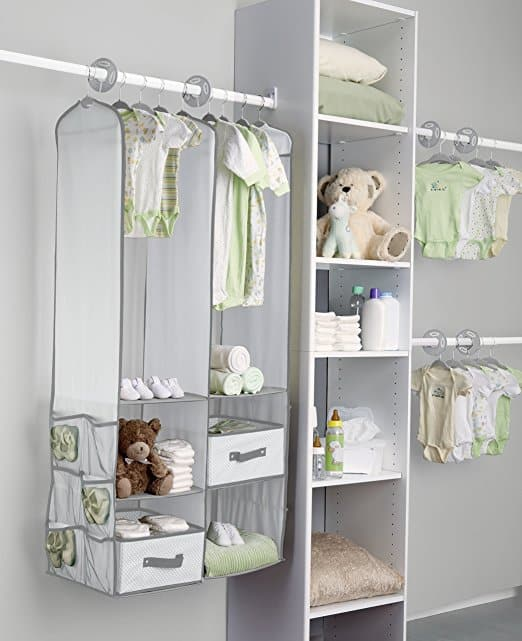 8 clever baby closet organizers new parents will need 87365