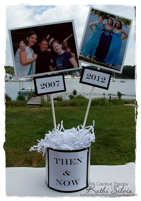 These 15 graduation party ideas are THE BEST! I'm so glad I found these AMAZING tips! Now I have great ways to plan, organize, and decorate the next great party! These are going to make planning so much easier. Pin this for later!