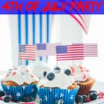 These 4th of July party ideas are AMAZING! I am so excited to celebrate this incredible holiday with our family & friends. From food recipes, decoration ideas, and games to play this 4th of July party guide has it ALL! #4thOfJuly #PartyIdeas #FoodRecipes #PartyGames #Fireworks #Celebrate #USA