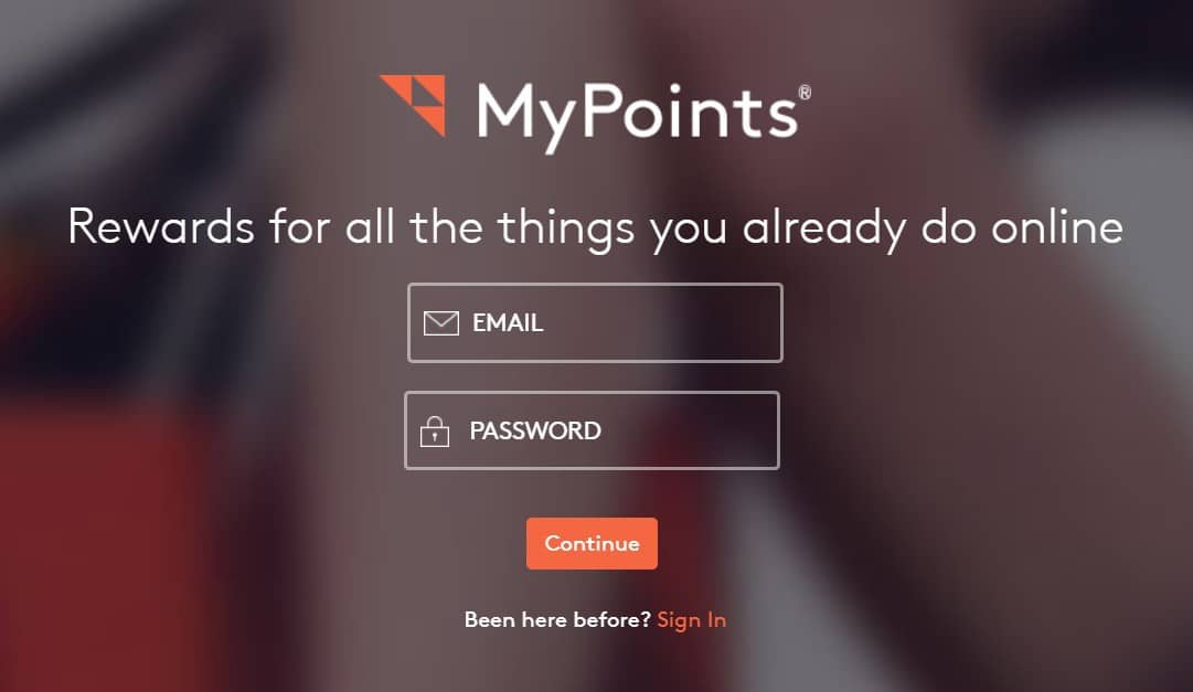 This MyPoints review is AMAZING! I was so worried about signing up with this reward company but this review put me at ease. I am so glad I did my research and signed up with MyPoints. I now get to make a few dollars a day doing what I already do online! It's such a great side hustle! Pin this! #MyPoints #SideHustle #ExtraIncome #MakeMoney #WorkFromHome #StayAtHomeMomJobs #SurveySites #EarnMore #IncreaseIncome