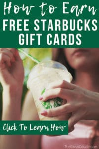 This article on earning FREE gift cards is AMAZING! I am so glad I found this so I can earn FREE gift cards for birthdays, Christmas, and even free Starbucks drinks! Talk about being savvy these side hustles are perfect for earning some gift cards and cash back. Pin this for later! #GiftCards #Gift #Free #SideHustle #Christmas #Starbucks #Cash #Money #Surveys #Amazon #Apple #Visa