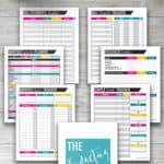 The Budgeting Binder