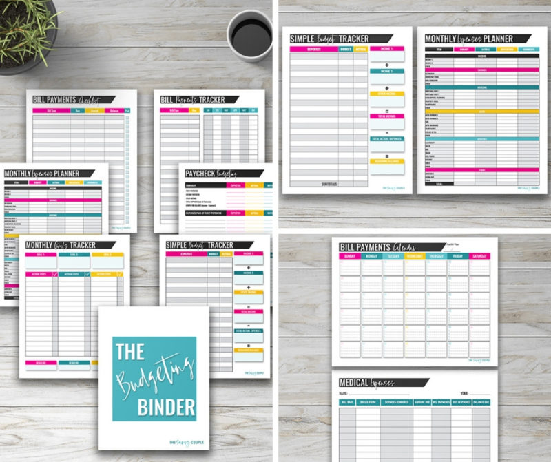 the ultimate 2019 budgeting binder that will change your life the