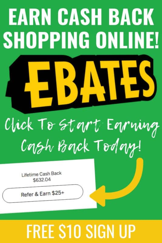OMG I LOVE Ebates after reading this. I was so surprised to find out it does way more than just offer cash back at online retailers, wow! Talk about saving money! Pinning this so I can check back at all the features later! #Ebates #SaveMoney #CashBackApps #EbatesTips #SaveMoneyOnlineShopping