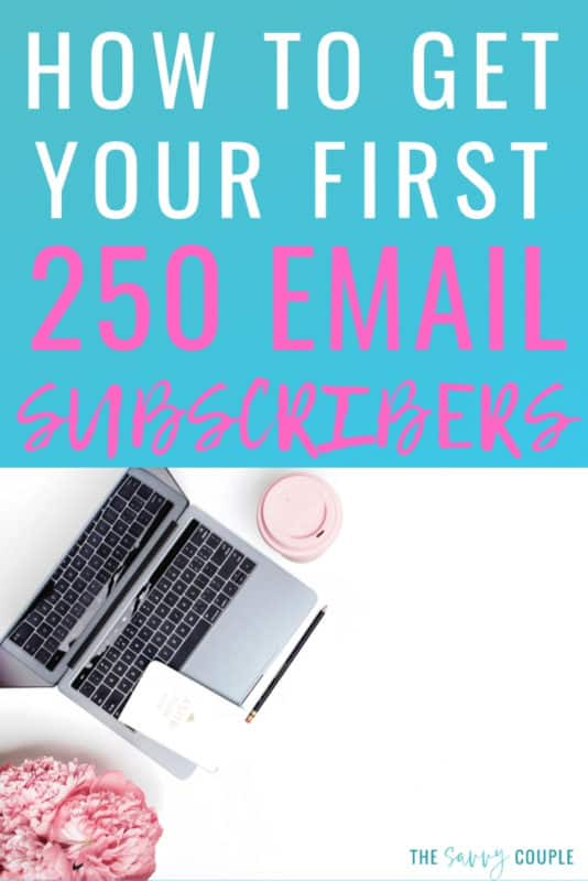 I have really struggled to get my email list growing since starting my blog. This post gave me some seriously great and helpful ideas that I KNOW will work to help me see great results, fast! Pin this! #EmailList #HowToGrowEmailList #EmailListForBloggers #EmailSubscribersTips #Optins #MakeMoneyOnline