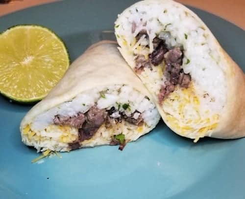 beef burrito cheap dinner ideas