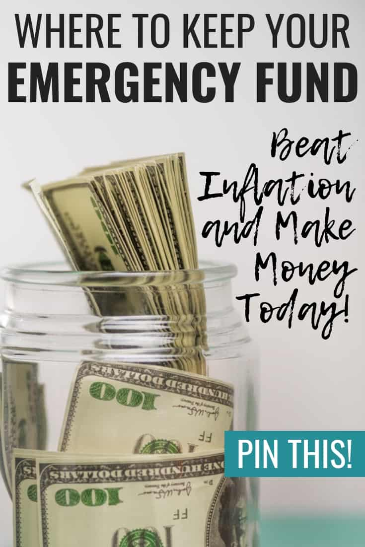 I've never really considered the concept of NOT having an emergency fund, but this article really got me thinking! I love that this post laid out how all the savings options work, so I know what I'm looking at before I decide where to put my money! #EmergencyFund #Budgeting #MoneyMoves #EmergencyFundSavingsPlan #HowToBuildAnEmergencyFund #EmergencyFundAmount