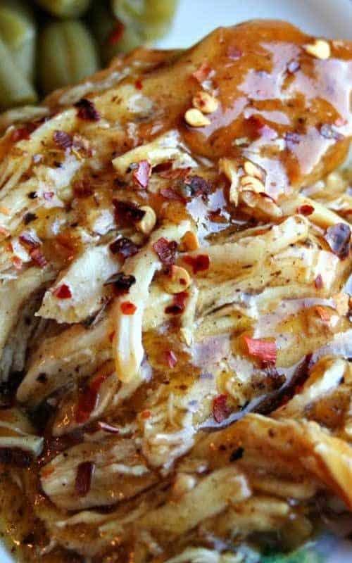 slow cooker brown sugar and garlic chicken cheap dinner ideas with chicken