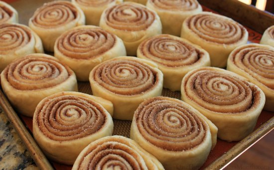 frozen cinnamon rolls easy freezer meals