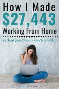 Last month we made $27,433 with our blog! In this blogging income report, we go over absolutely everything on how we made that much money with our blog. Things like income earned, expenses, taxes, affiliate marketing, sponsorships, display ads, strategy and more! Click now to learn how to make money blogging. #IncomeReport #BloggingIncome #MakeMoneyOnline #BloggingTips #BloggingStrategy #Marketing #AffiliateMarketing #Email Marketing