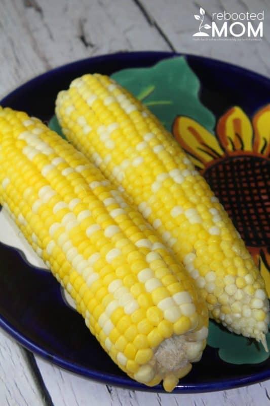 corn on the cob easy instant pot recipe