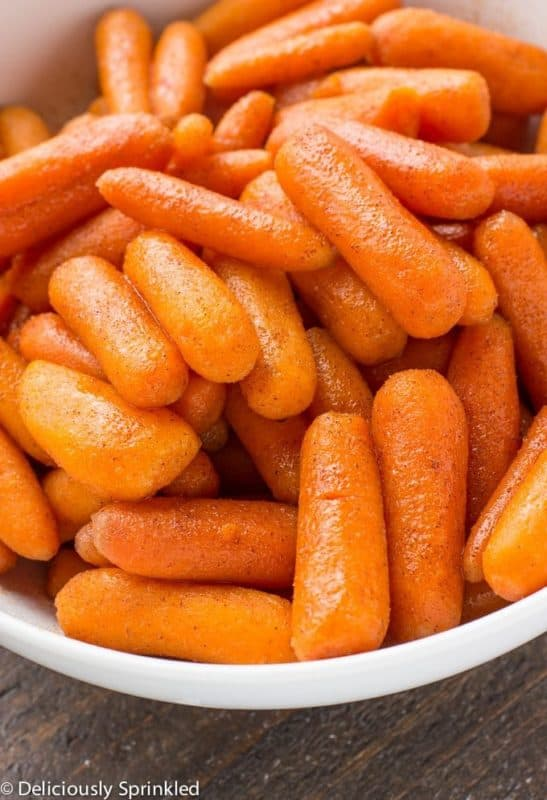 glazed carrots easy instant pot recipe