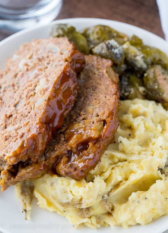 meatloaf and mashed potatoes easy instant pot meals