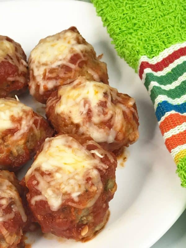 pizza meatballs easy instant pot recipe