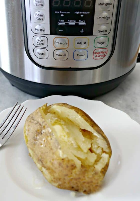baked potato easy instant pot recipes