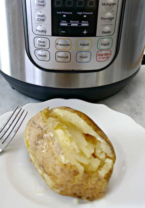 baked potato easy instant pot recipes