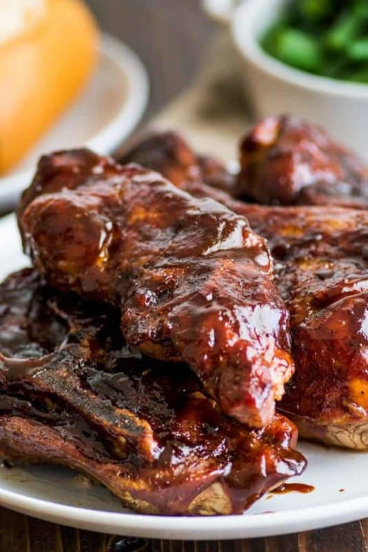 country-style pork ribs in the oven