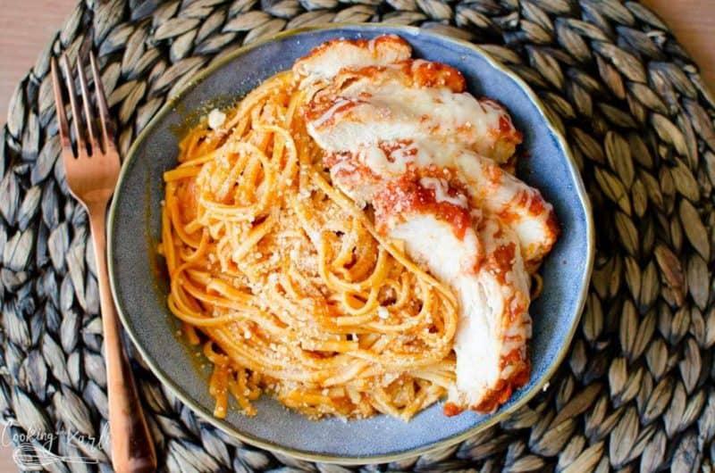 chicken parmesan easy instant pot recipes