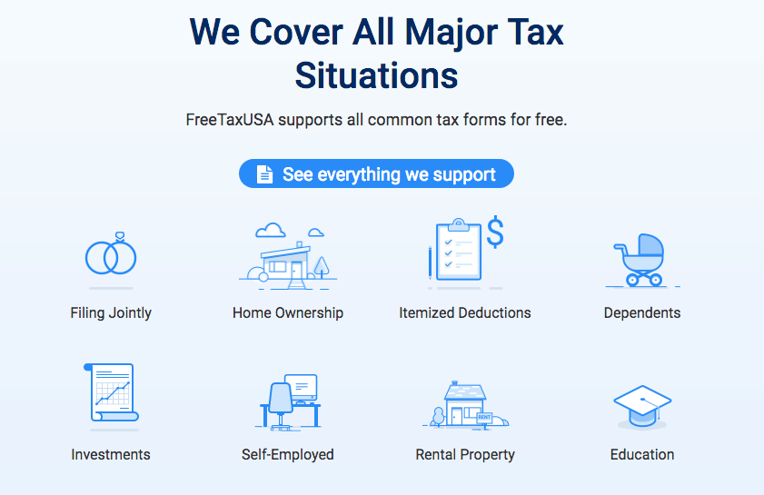 FreeTaxUSA Review 2019 - Is it Actually 100% Free? - The