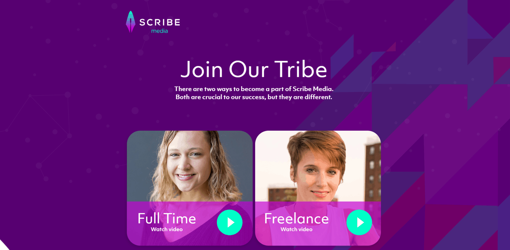 Scribe Media Screenshot for Online Proofreading Jobs