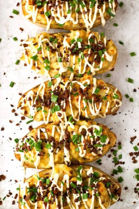 vegan protein packed twice baked potatoes cheap dinner ideas without meat