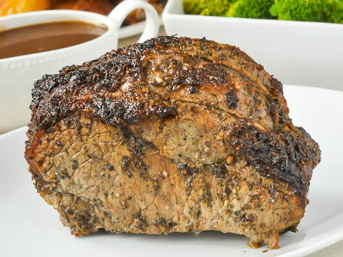 WORCESTERSHIRE BUTTER ROAST BEEF keto recipes