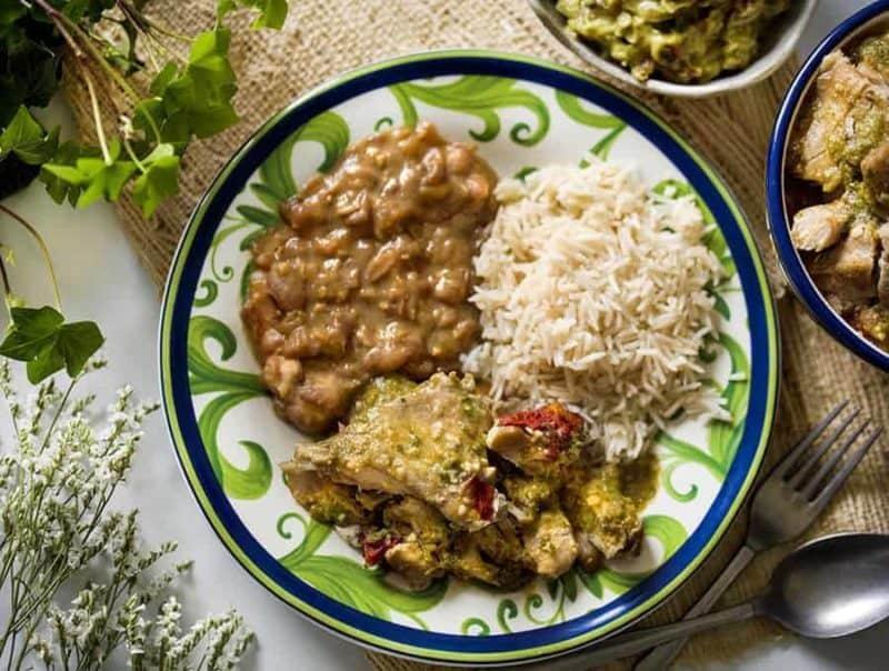 PORK CHILE VERDE | PRESSURE COOKER PORK CHILE VERDE Keto recipes