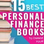 I'm a total book-lover, but all I've really found for personal finance learning has been SO dry and boring to struggle through - until now! I can't wait to say I've finished reading this list, because these books are amazing so far! I definitely want this list of the best personal finance books pinned as my go-to personal finance study list! #BestPersonalFinanceBooks #SaveMoney #FinancialAdvice #Money #Tips #DaveRamsey