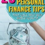This personal finance article is AMAZING! I have been struggling to budget, pay off my debt, and invest for retirement. But reading these stupidly easy tips has really gotten me into a mindset to feel like I'm totally capable of getting my finances where I want them to be!! So excited to control my money and pursue my financial freedom. #PersonalFinance #Budget #DaveRamsey #Money #Debt #Investment