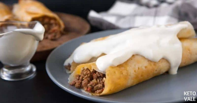 Keto Beef Taquitos with Cheese Taco Shells keto recipes