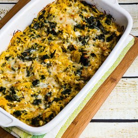 low carb recipes vegetarian twice baked spaghetti squash