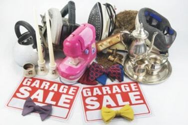 15 Garage Sale Tips To Make Your Sale A Sure Success