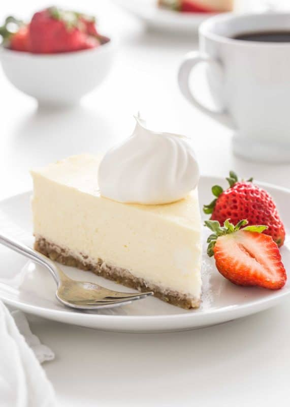 low carb recipes cheesecake