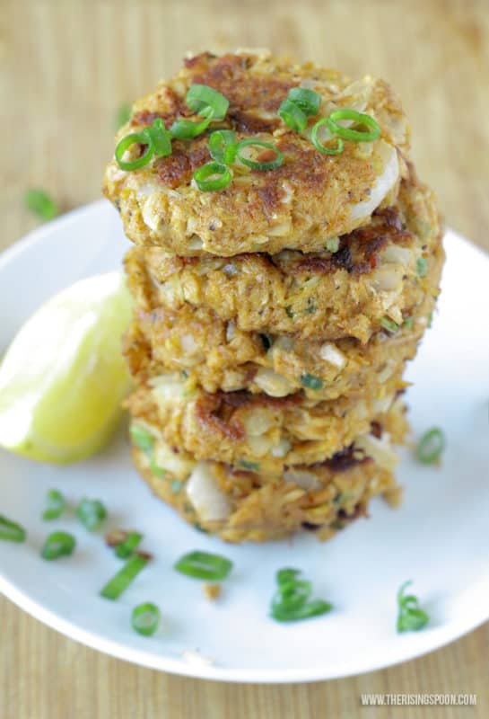 low carb recipes easy tuna patties